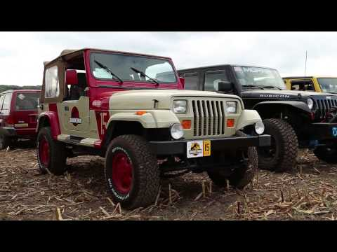 The Great American Jeep Rally