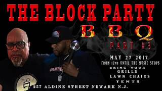 DjAmeer Live The  Block Party BBQ PT3