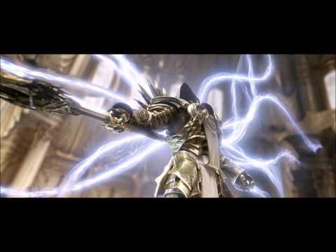 Diablo 3 Act 2 Cinematic: Imperius vs. Tyrael [HD]