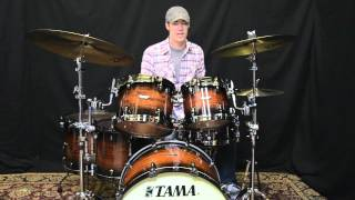 Tama Starclassic Bubinga 5- Piece Drum Set