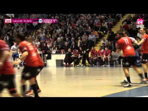 Handball Pro D2 Valence vs Saran