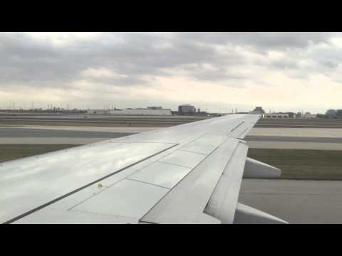 Full Flight: Westjet 737-600 (WS1208) CYYZ-KLGA Pushback/Taxi to 24R/Takeoff Part I