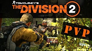 The Division 2 Gameplay - Skirmish & Domination [PvP Modes]