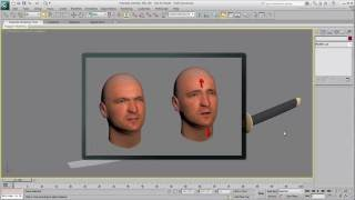 Animating Facial Expressions in 3ds Max - Part 1 - Morpher Modifier by Autodesk 3ds Max Learning Channel