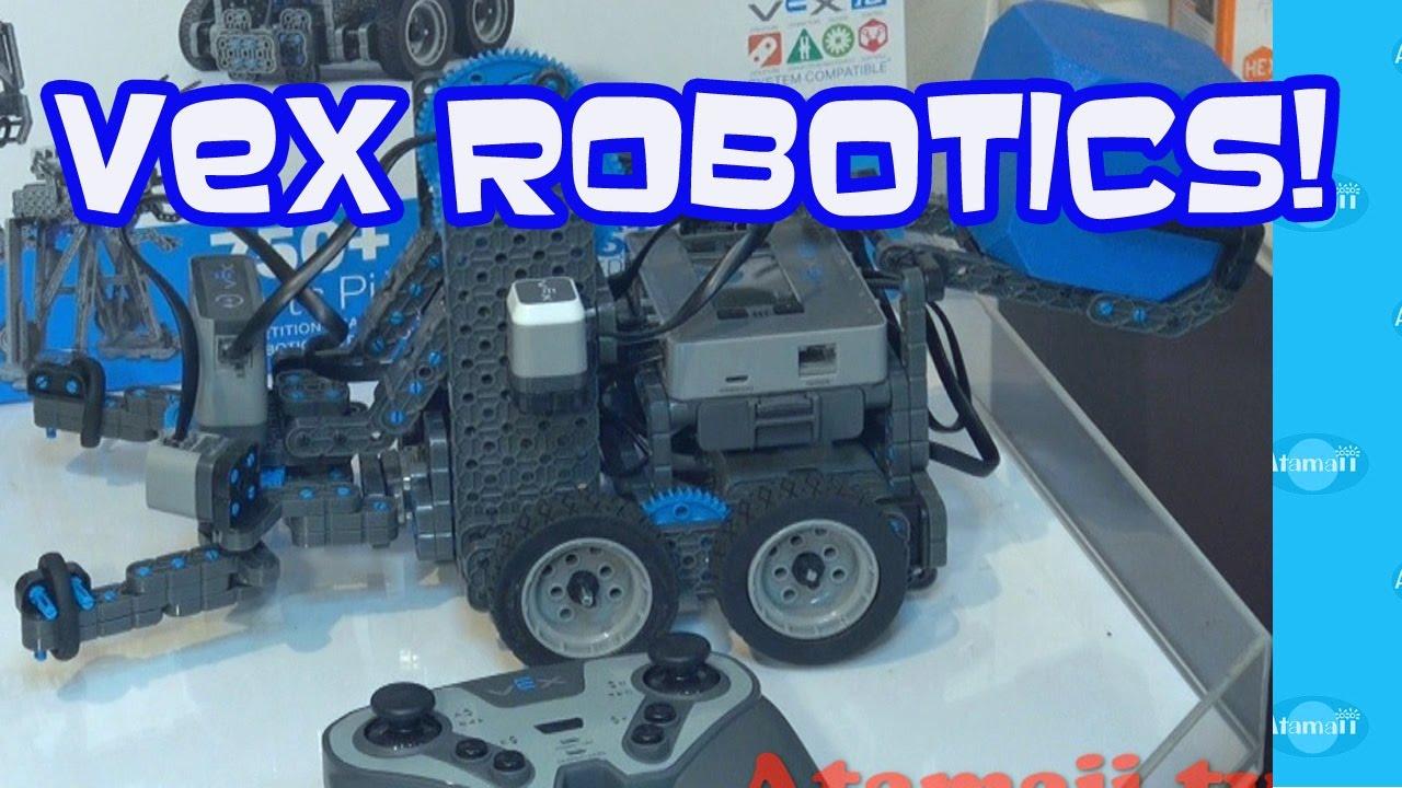 Vex Robotics Toys From Hexbugs Youtube