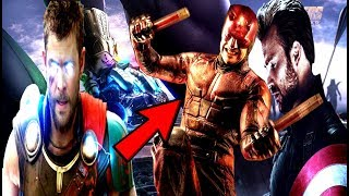 Avengers Infinity War Is DareDevil SET To Appear? Thor Is Done? Does This CONFIRM Avengers 4 Ending?