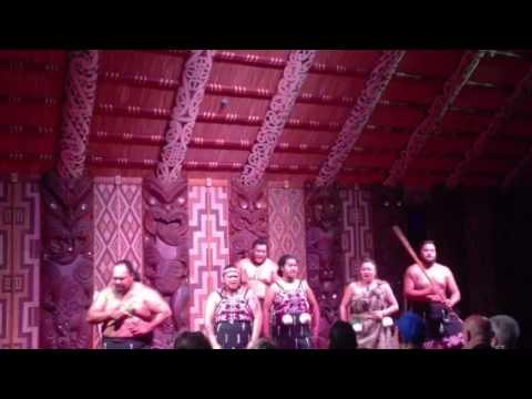 Új-Zéland, tánc