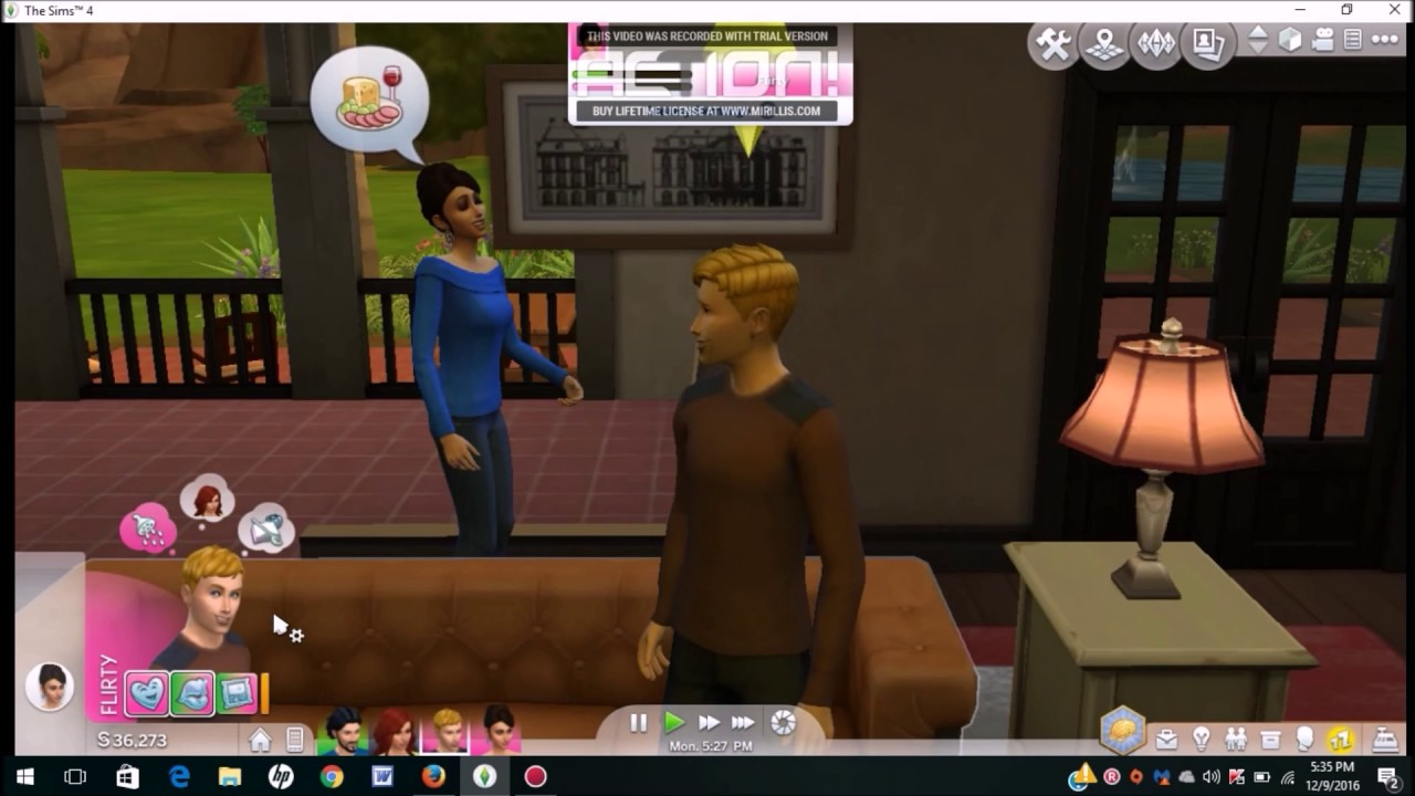 The Sims 4 Percy Jackson Couples Ep 1/Percabeth Pt 1/Athena and Sally are  Pregnant!!