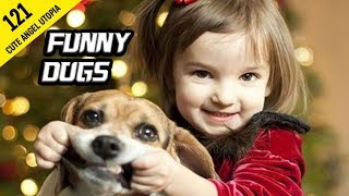 Try Not To Laugh Funniest Dogs Compilation 2018 | Funny Animals Videos