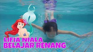 #1 Mermaid style Underwater - Kolam renang anak Swimming pool kids Weekend LifiaNiala - GoPro