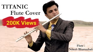 Titanic Flute Cover   My Heart Will Go On   Notation