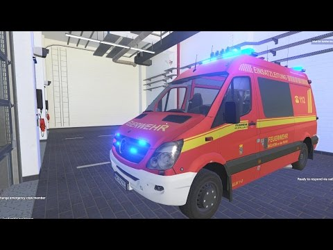 Fire Fighting Simulator 2016 - Battalion Chief Response! 4K