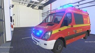 Fire Fighting Simulator 2016 - Battalion Chief Response! 4K