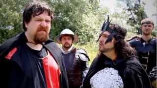 Repeat youtube video Bob Lennon , The Fantasio et l'équipe du joueur du Grenier dans la série Noob !