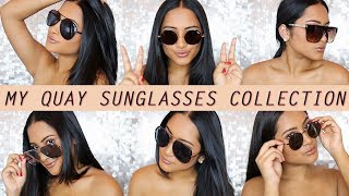 QUAY SUNGLASSES COLLECTION   Desi Perkins Collection