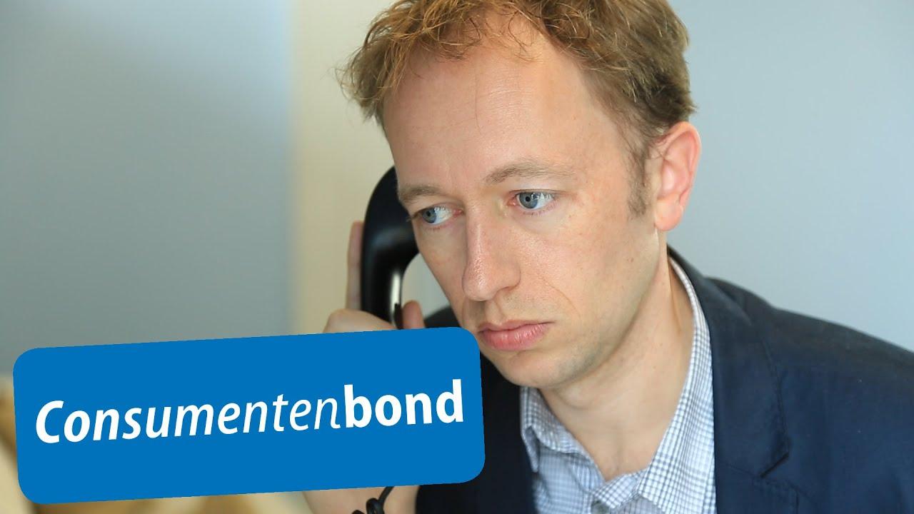 ... door Essent en deurwaarder (Consumentenbond) - YouTube
