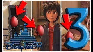 Τα Easter Eggs της Disney 3 (+ Bloopers)