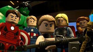 Lego Marvel Avengers [New York Battle] / 레고 마블 어벤져스 뉴욕전투