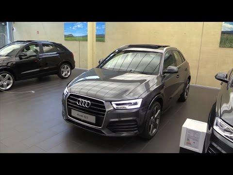 Audi Q3 2017 In Depth Review Interior Exterior