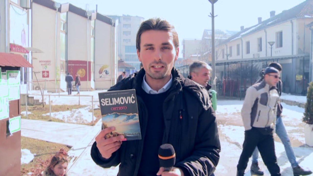 Bildergebnis für Druženje sa knjigom popularno i medju gradjanima Tutina