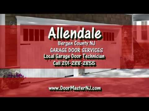Allendale Garage Door Repair By DoorMaster Of Bergen County Garage Doors