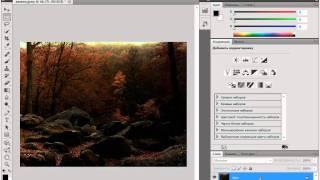 Корректирующие слои в Adobe PhotoShop CS5 (19/51)