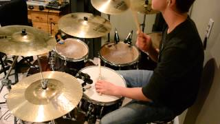 """When You Were Young"" The Killers (drum cover)"