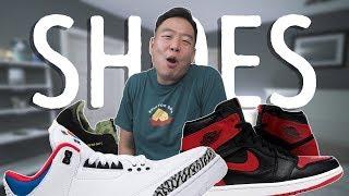 My Top 3 Sneakers of 2017