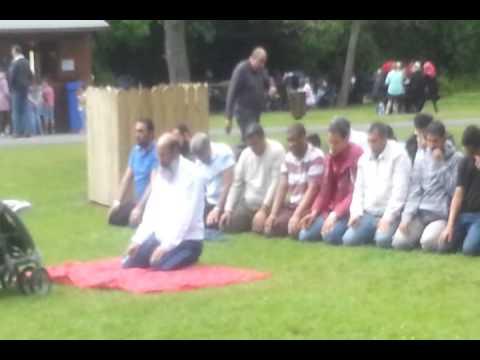 2013 06 22   Libyan community in Ireland zerda in Donabate, Dublin Ahlam Tajuri