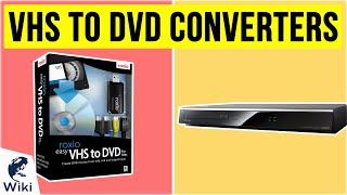 10 Best VHS To DVD Converters 2020