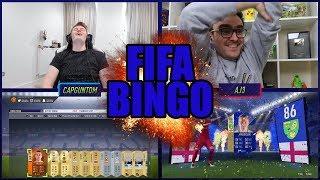 INSANE TEAM OF THE SEASON FIFA BINGO!!! FIFA 18 Ultimate Team