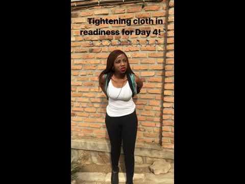 Day 4 - Kemi O in Rwanda