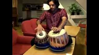 Tabla drums online demo - musical instruments from india