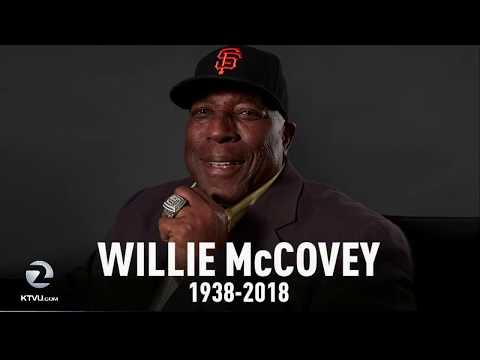 Giants HOF voice Jon Miller recalls memories of late Willie McCovey
