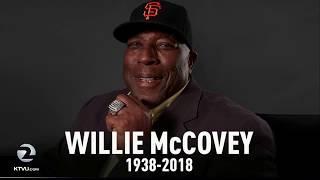 Giants HOF voice Jon Miller recalls memories of late Willie McCovey