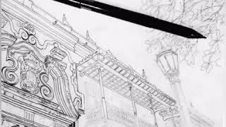 Live Drawing - Cartagena de Indias, Colombia