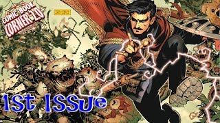 Dr. Strange #1: The Way of The Wierd