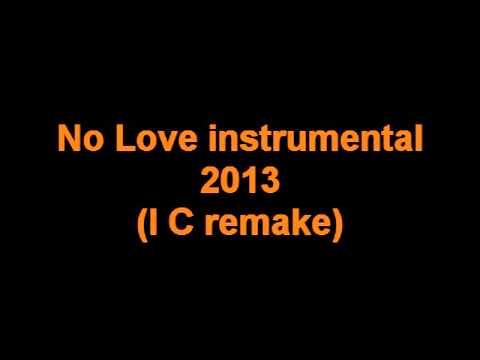 Allen halloween - No love instrumental 2013  (I C remake)