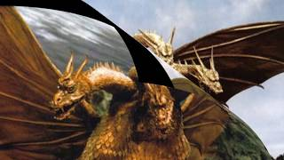 Top 10 Godzilla Monsters (New)
