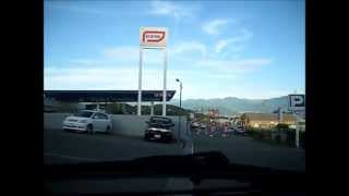 【車載動画】街をドライブ(長野県 長野市)