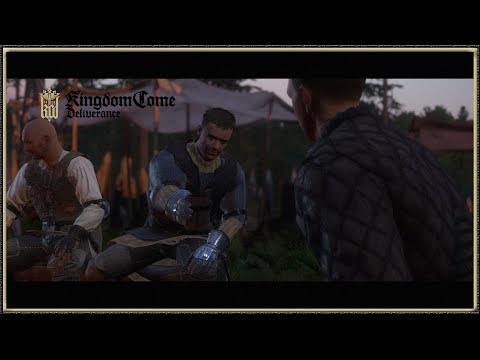 Kingdom Come Deliverance - What happens if you try to join Runt's bandits (HD) (1080p)