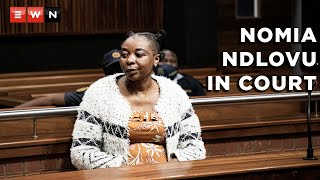 Former police officer Nomia Rosemary Ndlovu returned to the Palm Ridge Magistrates Court on 14 September 2021. Ndlovu took to the stand to deliver her response to allegations that she plotted the deaths of several family members in order to receive life insurance policy payouts.