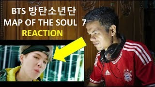 "Gambar cover BTS 방탄소년단 MAP OF THE SOUL   7 'Interlude   Shadow' Comeback Trailer - ""REACTION"""