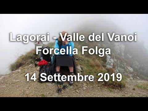 Lagorai - Valle Del Vanoi - Forcella Folga - 14 Settembre 2019 - Escursionismo