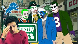 Lions Are A COMEDY?! Gridiron Heights Matthew Stafford Reaction! Detroit Lions Talk