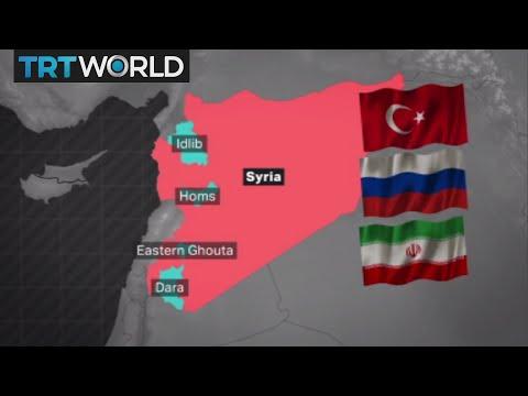 De-escalation in Syria