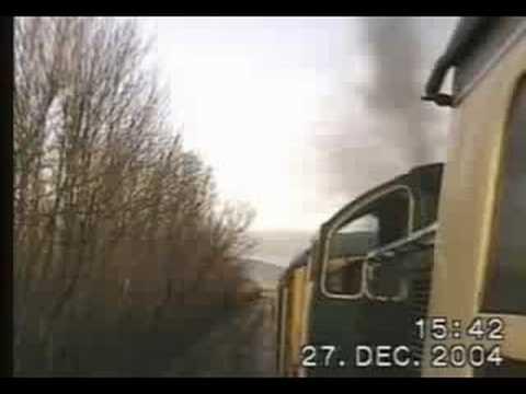 24081 + D9539 GWR 27.12.04
