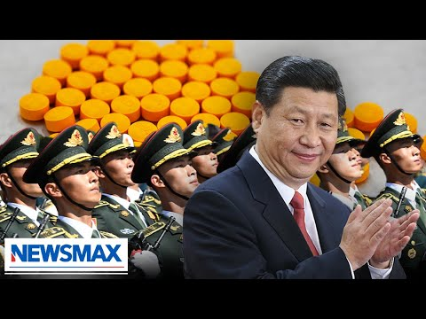 Is China waging a drug war against Americans?