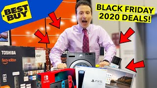 Top 10 Best Buy Black Friday Deals 2020
