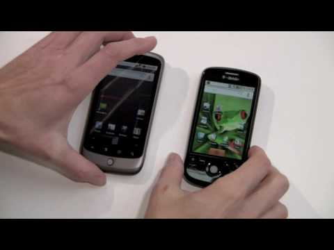 Google Nexus One Video Review Part One